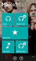 Nokia MixRadio Music
