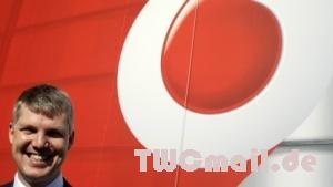 Vodafone Chef Jens Schulte-Bocku