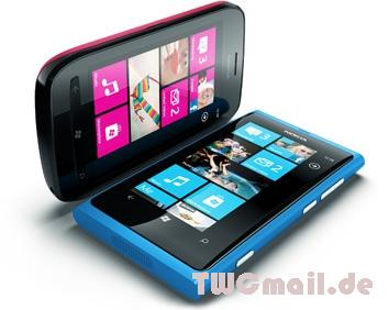 nokia lumia 800 & 710 windows phone