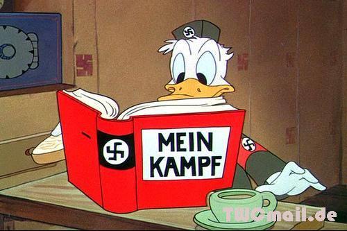 Donald Duck - Mein Kampf