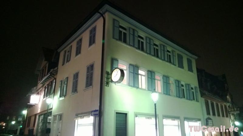 Kronberg im Taunus bei Nacht 3