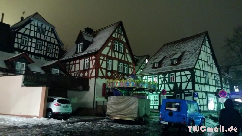Kronberg im Taunus bei Nacht 4