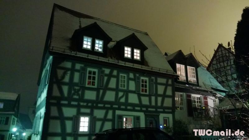 Kronberg im Taunus bei Nacht 11