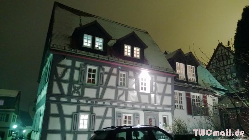 Kronberg im Taunus bei Nacht 12