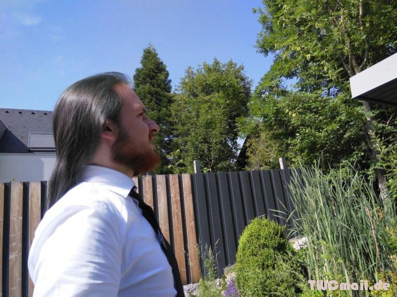 Offenes Haar / Loose Hair 6