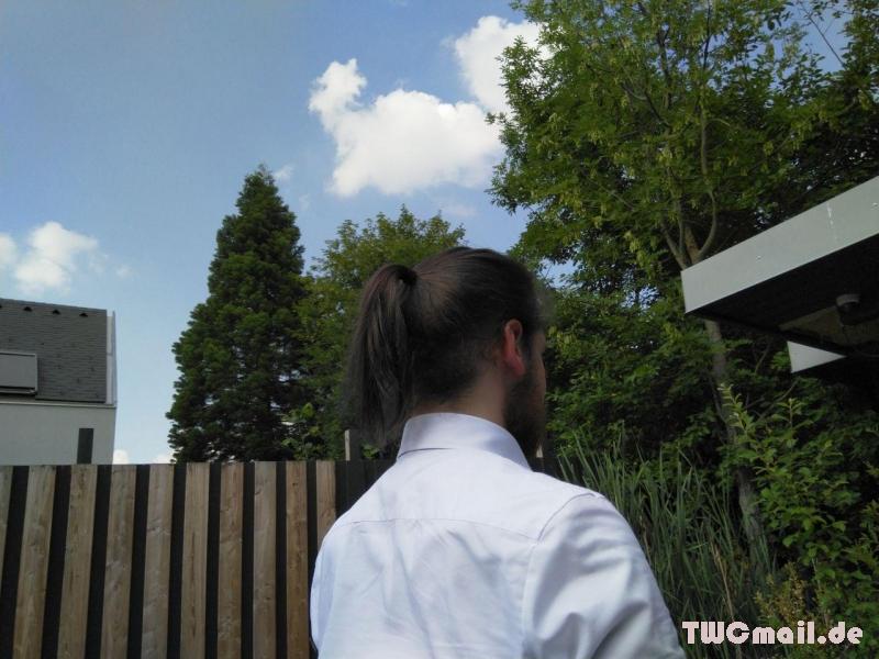 Pferdeschwanz / Ponytail 4
