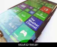 Verizon Lumia 929 display cleaned