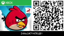 QR Angry Birds