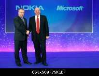 Nokia und Microsoft