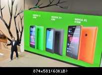 Nokia X Launch in Indien