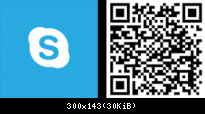 QR Skype
