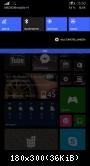 Statusleiste Windows Phone 8.1