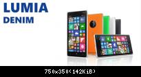 Roll-Out des lumia denim update
