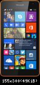 Lumia 535 specs front png