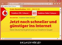 Kabel Deutschland & Vodafone