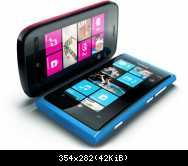 nokia lumia 800 & 710 windows phone
