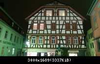 Kronberg im Taunus bei Nacht 1