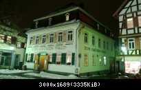 Kronberg im Taunus bei Nacht 2