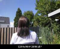 Offenes Haar / Loose Hair 1